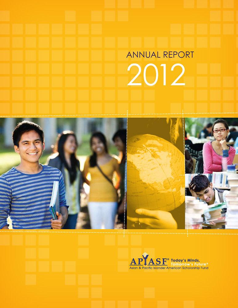 APIASF Annual Report