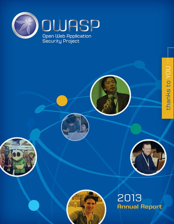 OWASP Annual Report