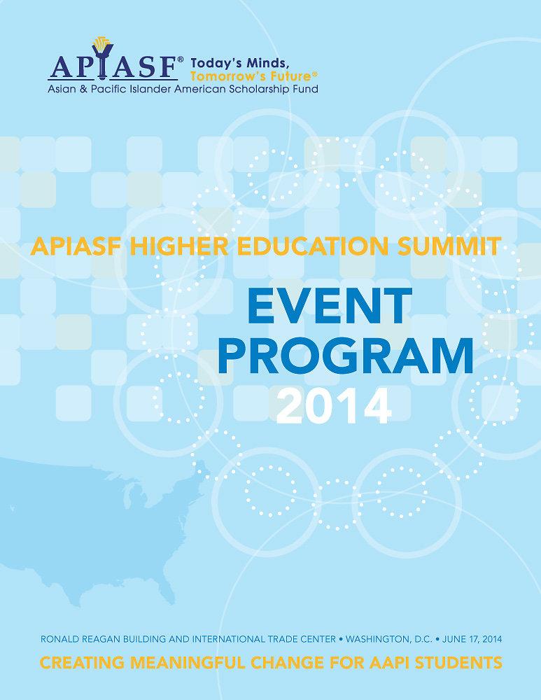 APIASF Conference Program