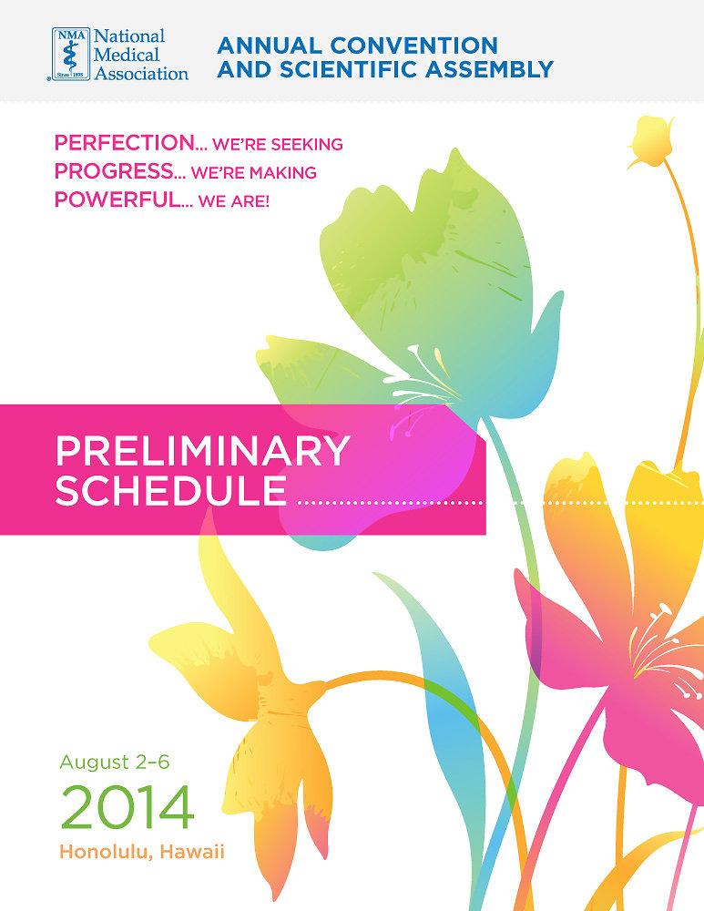 NMA Conference program